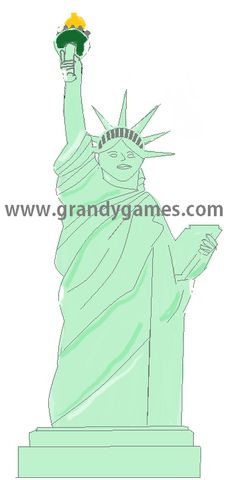 Which country gave the United States the Statue of Liberty? Take a look at the preschool game to help your preschooler learn more about United states history.  www.grandygames.com