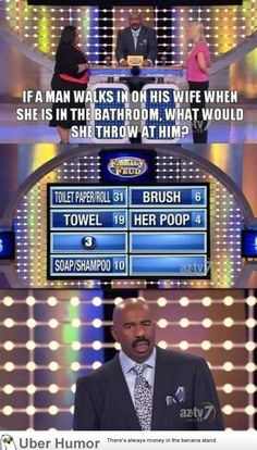 Day 17: What game show would you want to be on? -My dad and I would dominate on Family Feud