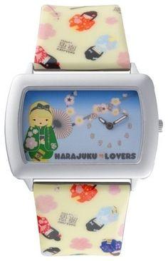 Harajuku Lovers Fashion Watch