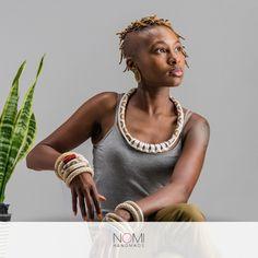 meet Babalwa, another Shweshwe-macramé mashup. Fabric Jewelry, African Fabric, Black Girl Magic, News Design, African Fashion, Meet, Etsy, Instagram, African Wear