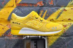 ASICS GEL LYTE III CMYK (YELLOW) | Sneaker Freaker