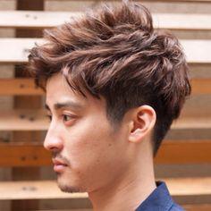 ワイルドベリーショート - メンズヘアスタイル・髪型 | HAIR ME UP!