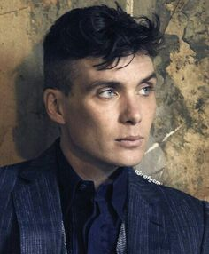 Cillian Murphy not much for looks but an amazing actor. So it increases the sexy factor