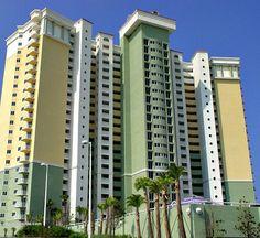 Boardwalk Beach Resort Condo in Panama City Beach FL. Choose to rent a condo or hotel room at this family-friendly beachfront resort.