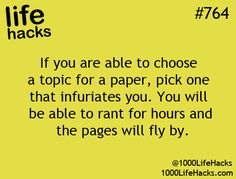 Good idea.