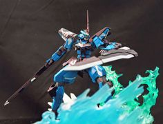 HG 1/144 Gundam Astray Hildebrandt - Custom Build