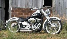2005 Harley Davidson Softail Deluxe, Price:$13,500. Kankakee, Illinois #hd4sale #motorcycle