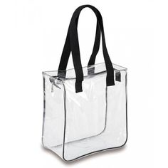 12 x 12 x 6 Tote Bag with Zipper Closure