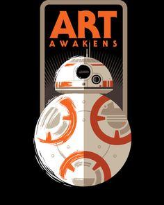 Lucasfilm's ART AWAKENS Will Showcase STAR WARS Fan Art