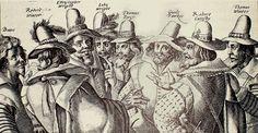 La Conspiración de la pólvora (en inglés: Gunpowder Plot) fue un complot organizado (1604–1605) por un grupo de provinciales católicos ingleses (Robert Catesby, Guy Fawkes) para matar al rey Jacobo...