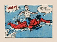 ISOLATED COMIC BOOK PANEL #1737 title: BIG SHOT COMICS #4 - P41:5 artist: UNKNOWN year: 1940