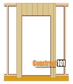 single shed door plans door opening Shed Plans 12x16, Lean To Shed Plans, Free Shed Plans, Shed Door Hinges, Shed Doors, Barn Doors, Pallet Barn, Diy Pallet, Backyard Sheds