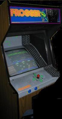 Arcade Frogger