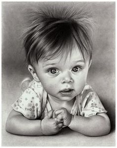 Realistic pencil drawing art - ♥
