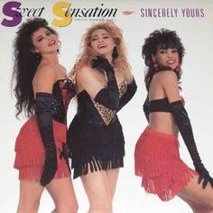 sweet sensation | Sweet Sensation - Sincerely Yours Records, CDs and LPs