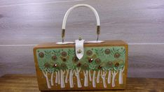 Money Tree VIII Box Bag 1964 by Enid Collins Collins of | Etsy