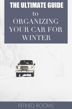 Check out this ultimate guide to winter car organization Great tips and ideas here! Learn how to stock your ride with the basic necessities AND which items to have on hand in case of a winter emergency. Small Space Organization, Home Organization Hacks, Organizing Your Home, Organization Ideas, Organizing Tips, Winter Car Kit, Stress Relief Essential Oils, Getting Organized At Home, Motherhood Funny