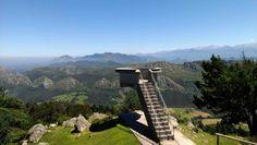 EL MIRADOR DEL FITO en Asturias; miradores con las vistas más espectaculares de España