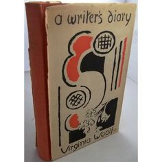 A Writer's diary by Virginia Woolf ca. 1915 - Hogarth Press http://media.oxfam.org.uk/images/products/HighStDonated/Zoom/hd_96001549_01.jpg?v=1