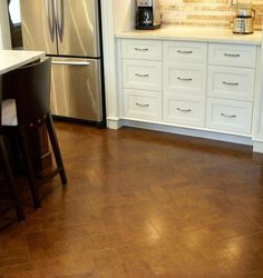 are cork floors good for kitchens 1000 ideas about cork flooring on bamboo 9038