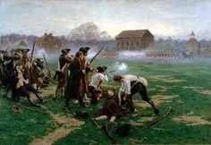 The american Revolution paintings - Google Search