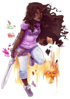 Hazel Levesque by Archiri.deviantart.com on @DeviantArt<<< this is beautiful what even