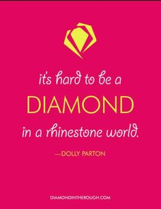 Great Dolly quote!