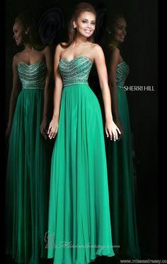 Sherri Hill 8546 Dress - MissesDressy.com