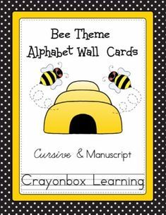 : A Classy Classroom Decor Kit--in Tiffany Blue! Classroom Helpers, New Classroom, Classroom Themes, Kindergarten Classroom, Alphabet Wall Cards, Cursive Alphabet, Classroom Schedule, Classroom Quotes, Bee Activities
