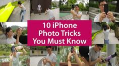 10 Tricks To Take Your iPhone Photography To The Next Level