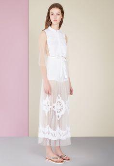 REDValentino Spring/Summer 2017 Ready-To-Wear Collection | British Vogue