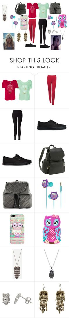 """Bff Outfit's"" by malaysiasmith21 on Polyvore featuring Alaïa, Miss Selfridge, Vans, Le Donne, Michael Kors, KitSound, Casetify, claire's, Unwritten and Lucky Brand"