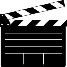 Image result for movie clapboard