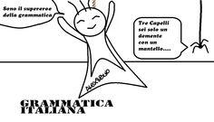 Breve prontuario sulla grammatica italiana parte VIMithril Art