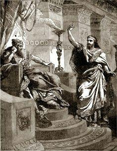 Nabacudonosor y Daniel