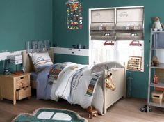 49 Smart Bedroom Decorating Ideas for Toddler Boys 4