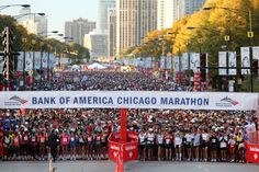 Chicago Marathon. Check. 10/9/11.