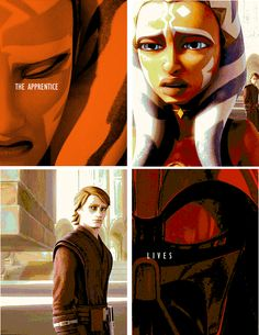 """"""" The Apprentice Lives """"<<<season 2 of rebels is going to be the death of me-G"""