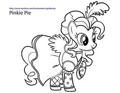 My Little Pony Coloring Pages | My Little Pony Coloring Pages - Free Printable Pictures Coloring Pages ...