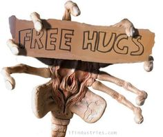 Free Hugs...