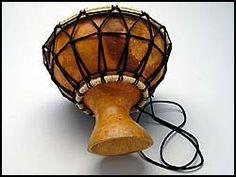 DIY Gourd Drum