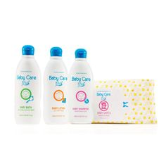 Baby Care Plus+ Complete Set Baby Lotion, Baby Shampoo, Childrens Gifts, Mother And Baby, Baby Essentials, Baby Care, Personal Care, Baby Set, Bath