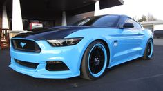 AC/DC's Brian Johnson Buys 627-Horsepower Ford Mustang GT by Petty's Garage - Read more: http://tagmyride.mobi/acdcs-brian-johnson-buys-627-horsepower-ford-mustang-gt-by-pettys-garage/ #automotive #tagmyride