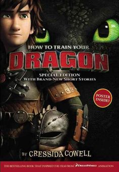 Don't miss this deluxe edition of How to Train Your Dragon , featuring two brand new stories plus a full color poster! In Book One, travel back to the days when Hiccup Horrendous Haddock III was just