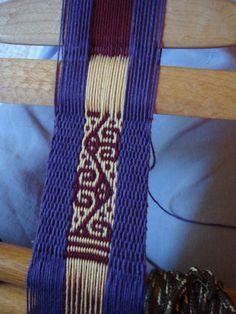 Inkle Weaving, Inkle Loom, Card Weaving, Loom Patterns, Band, First Photo, Fiber Art, Simple, Crafts