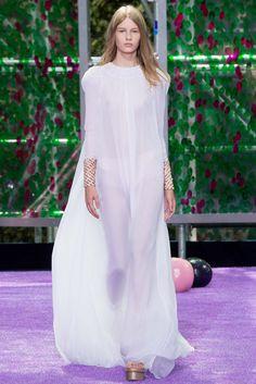 Sofia Mechetner, Dior Models, Raf Simons, Designer Muse, Couture Fall 2015/  Photo: Yannis Vlamos / Indigitalimages.com