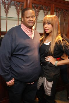 Vincent Herbert & Tamar Braxton- love this couple and everything they touch!