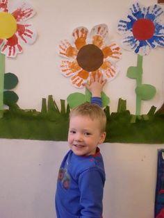 frühling im kindergarten basteln - Google-Suche