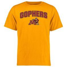 Minnesota Golden Gophers Proud Mascot T-Shirt - Gold -