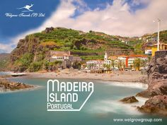 #MadeiraIsland, Portugal  You don't have to travel a long way to find the ideal #HolidayDestination. There are endless reasons for visiting #Madeira!  In addition to its stunning #scenery and luxuriant #mountains, this #archipelago offers a mild climate all year round, a warm welcome, peace, safety and security which all together make your #holidays unforgettable.